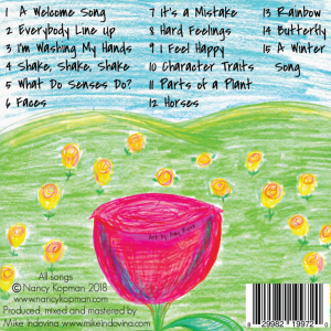 new children's music from Nancy Kopman