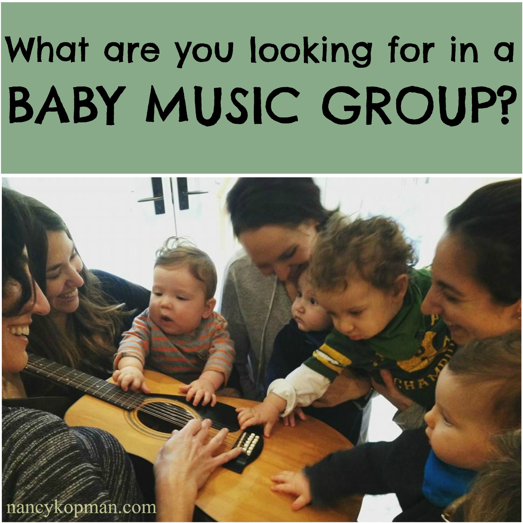 baby music group