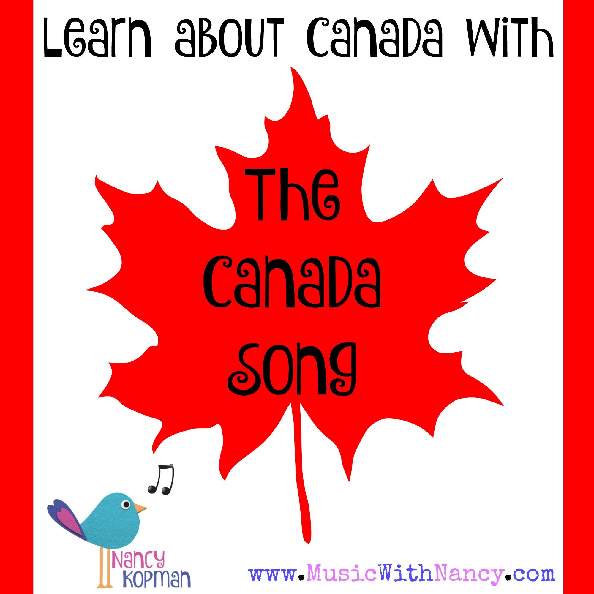 Canada Song Teach Learn