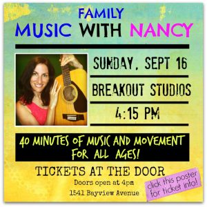 Family Music With Nancy