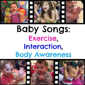 baby songs exercise