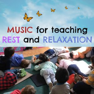 music rest relaxaion